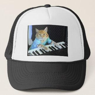 キーボード猫の帽子 キャップ