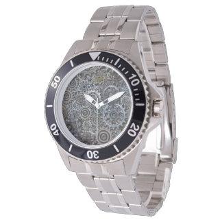 ギアのデザイン 腕時計