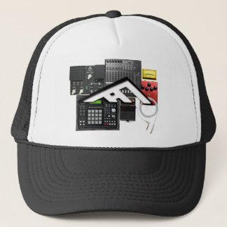 ギアのトラック運転手の帽子 キャップ