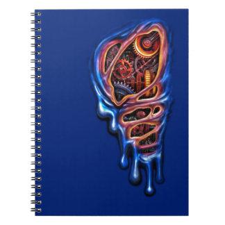 ギアの溶解 ノートブック