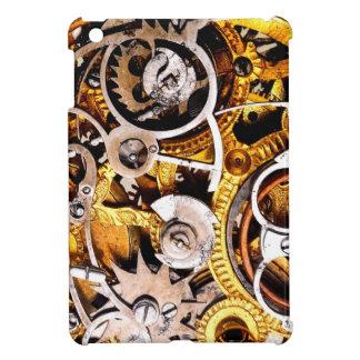 ギアのSteampunkの蒸気のパンクの抽象芸術のIpadの小型場合 iPad Mini Case