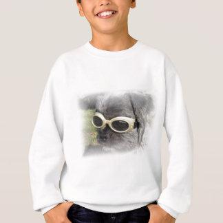 ギズモ他を救済する犬 スウェットシャツ