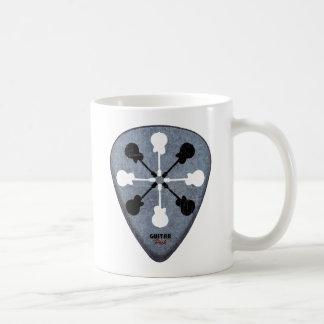 ギタリストのアイディア コーヒーマグカップ