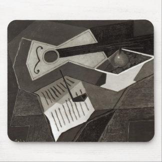 ギターおよびデザート用深皿1926年 マウスパッド