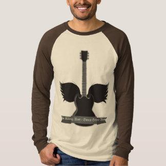 ギターによってはTシャツが飛びます Tシャツ