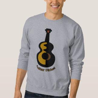 ギターのピッカースエットシャツ スウェットシャツ