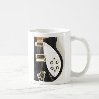 ギターのマグ コーヒーマグカップ