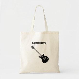 ギターのロックスター トートバッグ