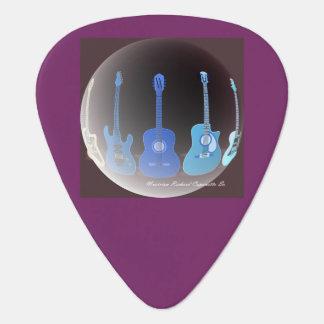 ギターの芸術のギターピック ギターピック