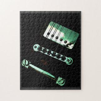 ギターの詳細 ジグソーパズル