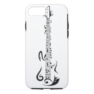 ギターの電話箱 iPhone 7ケース