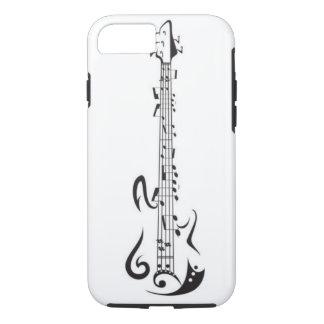 ギターの電話箱 iPhone 8/7ケース
