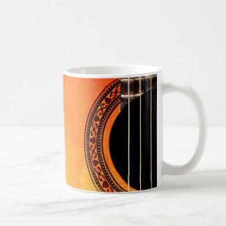 ギターの音響の楽器 コーヒーマグカップ