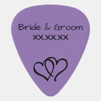 ギターピックの結婚式の引き出物 ギターピック