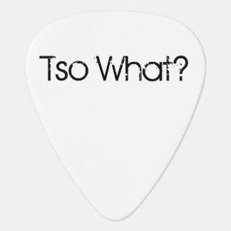 ギターピック- Tso何 ギターピック