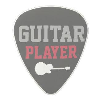 ギター奏者 ポリカーボネートギターピック