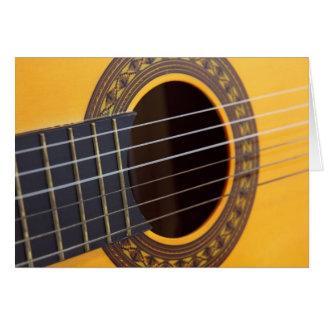 ギター カード