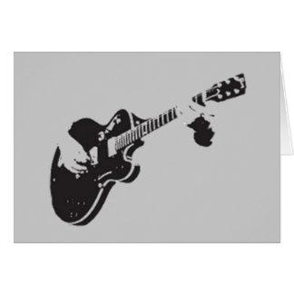 ギター- カード