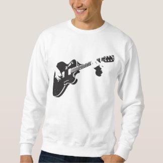 ギター- スウェットシャツ