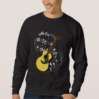 ギター スウェットシャツ