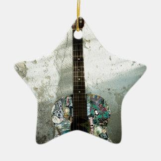 ギター セラミックオーナメント
