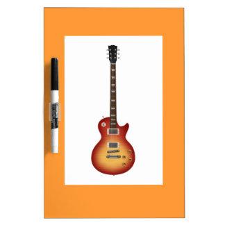 ギター ホワイトボード