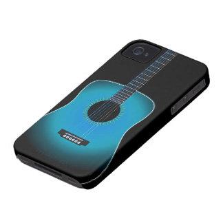 ギターBgのiPhone 4/4Sの穹窖やっとそこに Case-Mate iPhone 4 ケース