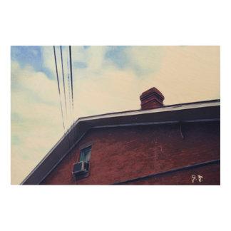 ギドのプロシアによるアリゾナの屋根 ウッドウォールアート