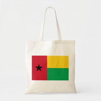 ギニア-ビサウの国民の世界の旗 トートバッグ