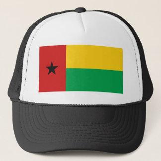 ギニア-ビサウの旗の帽子 キャップ