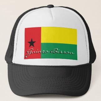 ギニア-ビサウの旗の記念品の帽子 キャップ