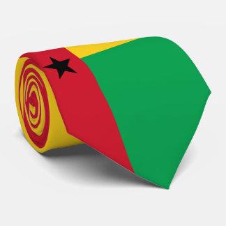 ギニア-ビサウの旗 オリジナルネクタイ