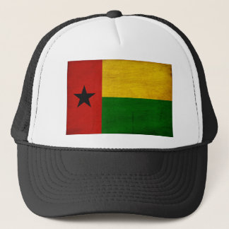 ギニア-ビサウの旗 キャップ