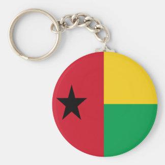 ギニア-ビサウの旗 キーホルダー