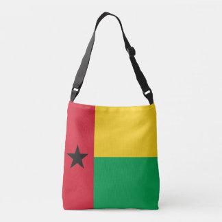 ギニア-ビサウの旗 クロスボディバッグ
