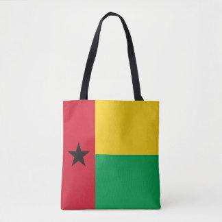 ギニア-ビサウの旗 トートバッグ
