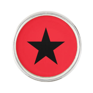 ギニア-ビサウの旗 ラペルピン
