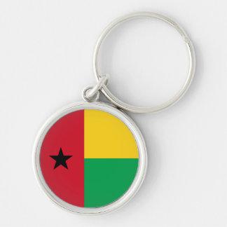 ギニア-ビサウの旗Keychain キーホルダー