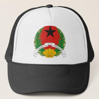 ギニア-ビサウの紋章付き外衣 キャップ