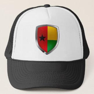 ギニア-ビサウMettalicの紋章 キャップ