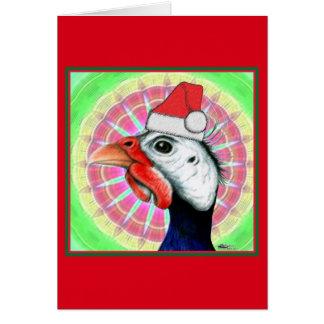 ギニーのクリスマス! カード