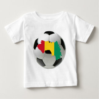ギニーの全国代表チーム ベビーTシャツ