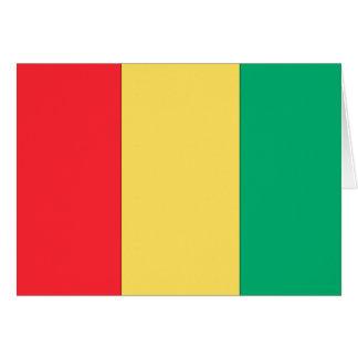ギニーの旗 カード