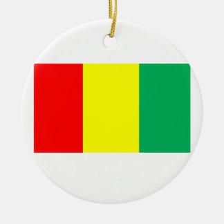 ギニーの旗 セラミックオーナメント