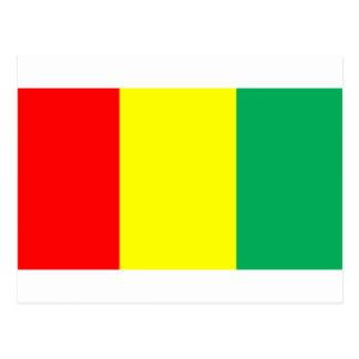 ギニーの旗 ポストカード