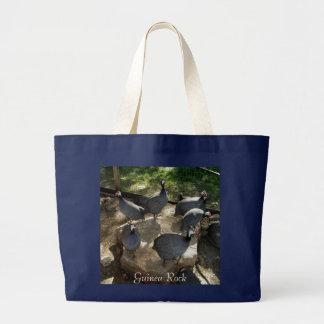 ギニーの石のバッグ ラージトートバッグ