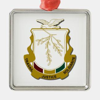 ギニーの紋章付き外衣 メタルオーナメント