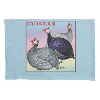 ギニー3の家禽 枕カバー