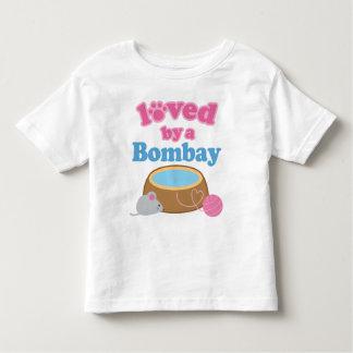 ギフトによって愛されるボンベイ猫の品種 トドラーTシャツ