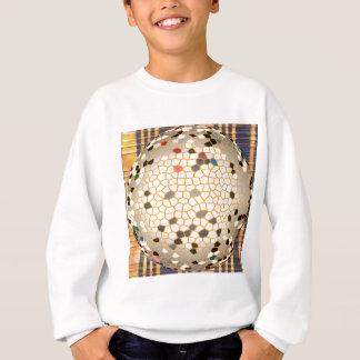 ギフトのエレガントな結晶化させたパターン スウェットシャツ